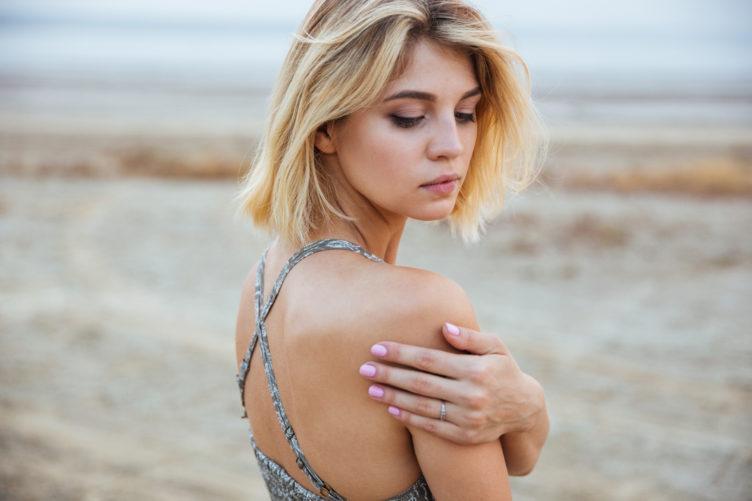 cicatrices tras un aumento de pecho